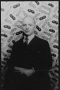 Portrait of Louis Kronenberger LCCN2004663151.jpg