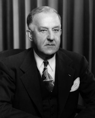 United States Deputy Secretary of Defense - Image: Portrait of Stephen T. Early