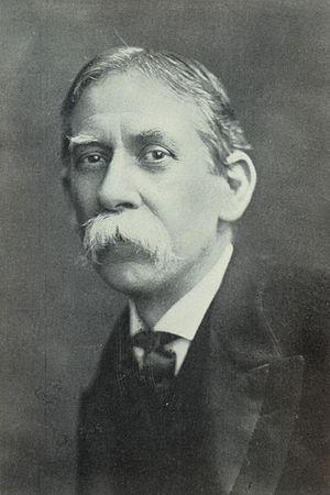 Talcott Williams - Portrait of Talcott Williams.