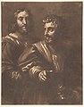 Portrait of Two Men (after Raphael) MET DP800113.jpg