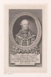 Johann Anton von Pergen