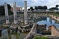 Pozzuoli (NA) Tempio di Serapide (Macellum) 3 Novembre 2013 - panoramio.jpg