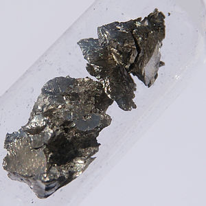 Period 6 element - Image: Praseodymium