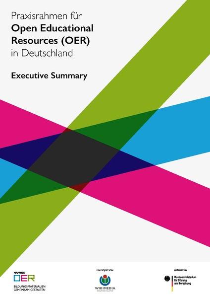 File:Praxisrahmen-für-OER-in-Deutschland Executive Summary.pdf