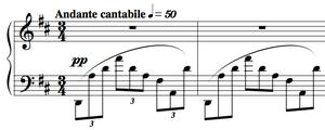Preludes, Op. 23 (Rachmaninoff) - No. 4