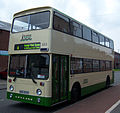Preserved Blackpool Transport bus 353 (UHG 353Y) 1982 Leyland Atlantean AN68 East Lancs, 2012 Teeside Running Day (1).jpg