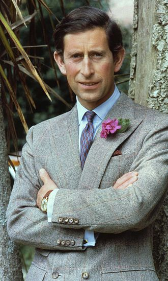 Charles, Prince of Wales, bibliography - Prince Charles, pictured, has authored many books in his lifetime