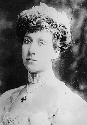 Princess Marie Louise of Schleswig-Holstein - Princess Marie Louise in the 1910s