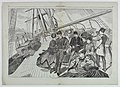 Print, Homeward Bound, Harper's Weekly, December 21, 1867, pp. 808-809., 1867 (CH 18606453).jpg