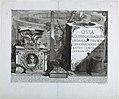 "Print, Ruins of the Mausoleum of Octavian Augustus, ""Le Antichita Romane"" II, 1756, 1756 (CH 18336955).jpg"
