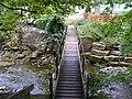 Private bridge across the River Nent - geograph.org.uk - 1531189.jpg