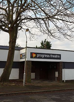 Progress Theatre - Progress Theatre, 2014