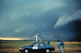 Meteorologist Scientist specialising in meteorology