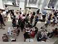 Public Garden Market at the National Museum of Singapore - 20150208-01.jpg