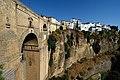 Puente Nuevo and homes in Ronda Spain in 2019.jpg