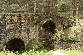 Puente de Navalacarreta (2 de mayo de 2015, Boca del Asno, Segovia) 03.JPG