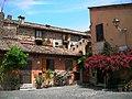Quiet corner in Rome (9024747665).jpg