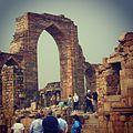 Qutab Archaeological site.jpg