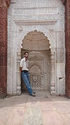Qutb Minar by Mahmood DSC03423 43.JPG