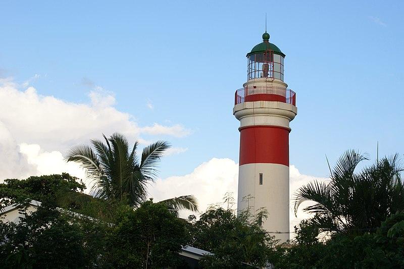 quoi voir à l'île de la Réunion - le phare de Sainte-Suzanne