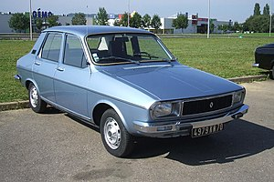 Renault 12 - Image: R12TL