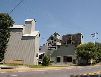 Radcliffe Mill - Image: RADCLIFFE MILL, CHESTERTOWN, KENT COUNTY, MD