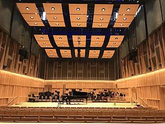 Royal Birmingham Conservatoire - The Bradshaw Hall