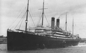 RMS Celtic