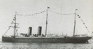 RMS <i>Umbria</i> ship