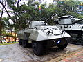 ROCA M8 Armored Car at Tanks Park, Armor School 20130302.JPG