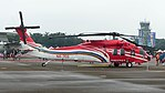 ROC NASC UH-60M NA708 Display at Ching Chuang Kang AFB Apron 20161126Lb.jpg