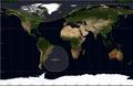 Radarsat 1 radarsat 2 coverage map.png