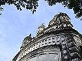 Radhabinode's 'nabaratna' Temple,Tollygunge 10.JPG