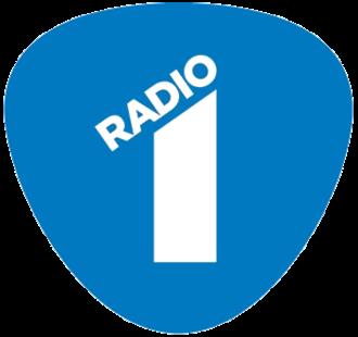 Radio 1 (Belgium) - Image: Radio 1 Flandre logo 2014
