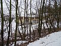 Radotín, Zderazská, Na Krupičárně 7, přes stromy.jpg