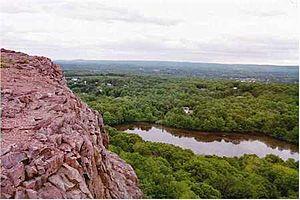 Bradley Mountain - Ragged Mountain
