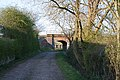 Railway Bridge near Bottesford, Leicestershire - geograph.org.uk - 153244.jpg