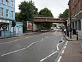 Railway bridge crossing Battersea Park Road - geograph.org.uk - 957333.jpg