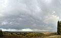Rain Coming In - Montericco, Albinea, Reggio Emilia, Italy - November 6, 2012 04.jpg