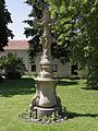 Rajhrad - Benediktinský klášter - krucifix.jpg