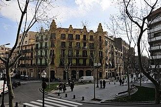 El Poblenou - Image: Rambla Poblenou
