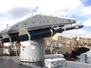 Masurca - Image: Rampe lancement missile mas
