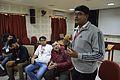 Ranjeet Kumar Vimal - Open Discussion - Collaboration among Indic Language Communities - Bengali Wikipedia 10th Anniversary Celebration - Jadavpur University - Kolkata 2015-01-10 3145.JPG