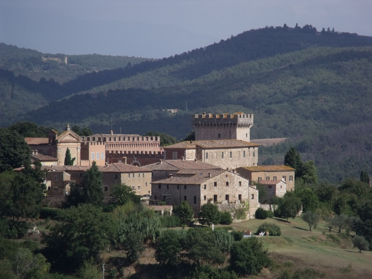 San Gimignanello – Veduta