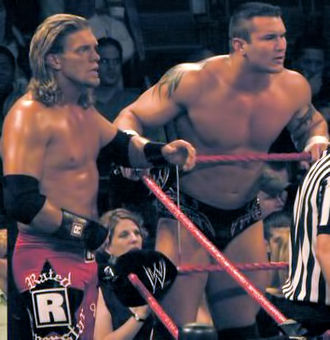 Randy Orton - Edge and Orton as Rated-RKO