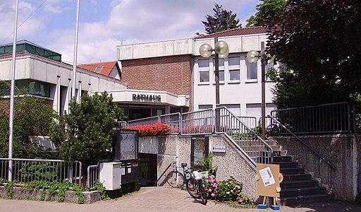Rathaus Dossenheim 01