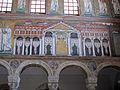 Ravenna, sant'apollinare nuovo, int., palatium di teodorico, epoca di teodorico 01.JPG