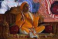 Ravi Shankar Sharma - Morning Prayers - Rawatpura Sarkar Ashram - Chitrakoot - Satna 2014-07-06 7010.JPG