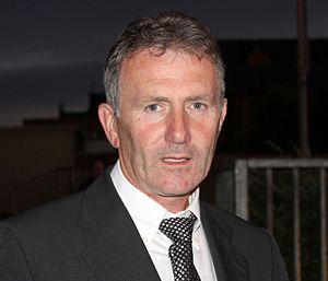 Ray Stewart (Scottish footballer) - Ray Stewart at Upton Park, 25 September 2010