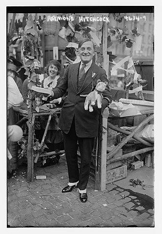 Raymond Hitchcock (actor) - Hitchcock in 1918